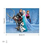 Disney Frozen Elsa Eiskönigin Anna Olaf Leinwand Bilder (PPD753O1FW)