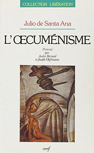 OEcuménisme et libération