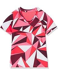 RED WAGON Shirt de Sport Dos en Maille Fille