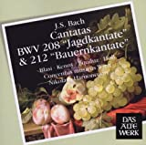 """J-S Bach : Cantate BWV 208 """"Jagdkantate"""" - Cantate BWV 212 """"Bauernkantate"""""""