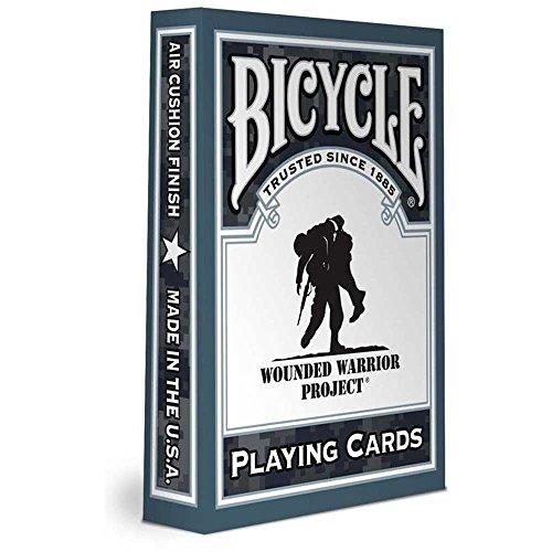 Bicycle Fahrrad Verwundete Warrior Spielkarten (Sandwich-karte-spiel)
