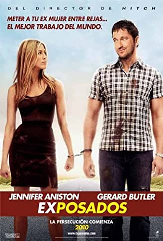 Exposados (Import Dvd) (2010) Gerard Butler; Jennifer Aniston; Christine Baran