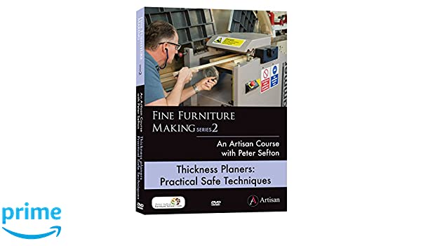 Thickness Planers: Practical Safe Techniques: Amazon co uk