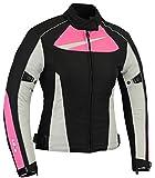 LOVO chaqueta de invierno de mujer para moto (L)