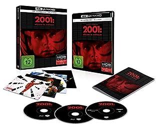 2001: Odyssee im Weltraum (4K Ultra HD) (Limited Edition) [Blu-ray]