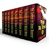 West of the Big River: Boxed Set of Eight Western Novels