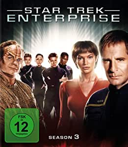 Star Trek: Enterprise - Season 3 (exklusiv bei Amazon.de) [Blu-ray] [Limited Collector's Edition] [Limited Edition]