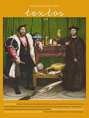 Textos 23. Documentos de historia y teoría por Varios Autores