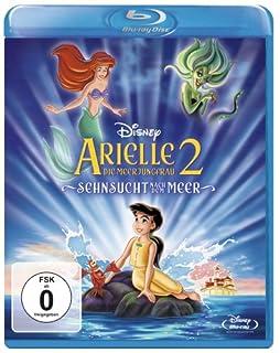 Arielle, die Meerjungfrau 2 - Sehnsucht nach dem Meer [Blu-ray]