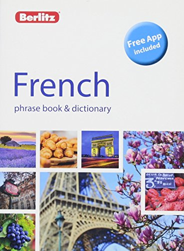 Berlitz Phrase Book & Dictionary French (Berlitz Phrasebooks) por Inc. Berlitz International