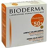BIODERMA Photoderm Max KompaktSonnenc.SPF 50+ gold 10 g Creme