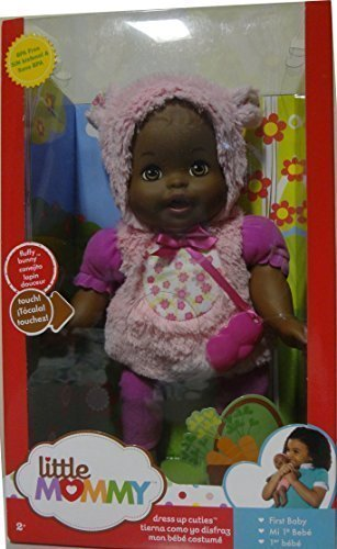 Little Mommy Dress up Doll 2+ by Little Mommy