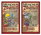Steve Jackson Games 5538 - Munchkin Zombies Meat Lockers