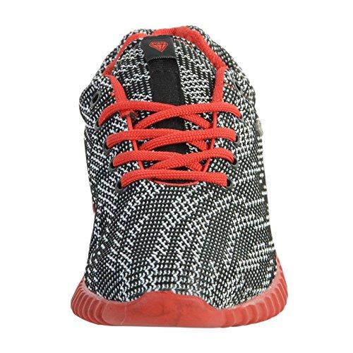 Basket Cash Money CMS 42 Jackar Black Red Noir