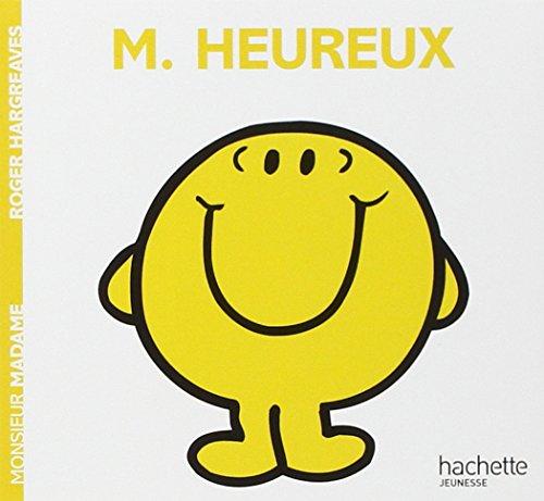 Monsieur Heureux par Roger Hargreaves