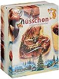 Adventskalender Nüsschen, 1er Pack (1 x 605 g)