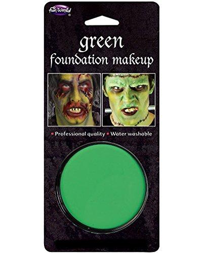 Grünes Make-up (Grüne Up Make)