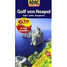 ADAC Reiseführer Golf von Neapel: Capri, Ischia, Kampanien