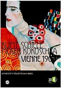 Klimt, kokoschka, schiele et moser : les viennois de la decadence