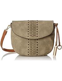 Bulaggi Poussin Crossbody, Women's Cross-Body Bag, Grün