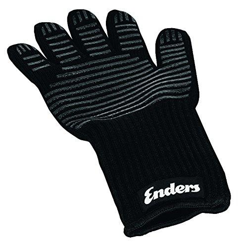 Enders Grill Handschuhe Aus Feuerfestem Aramid 8785 Hitzebestndig Handschuhe Fr Gas Grill Bbq Backofen Kamin Sicher Und Bequem