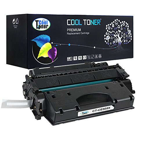 Cool Toner kompatibel toner für CE505X 05X für HP LaserJet P2055, HP...