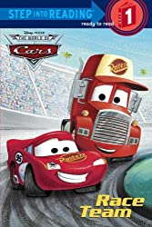 Cars Race Team (Step Into Reading - Level 1 - Quality)