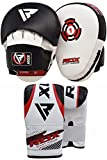Best Boxing Gloves - RDX Boxing Focus Punch Mitts MMA Training Punching Review