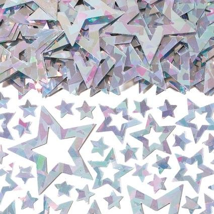 Amscan 990049814g Stern Schimmer  Konfetti in Prismaform