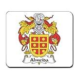 Almeida Familienwappen Wappen Maus Pad