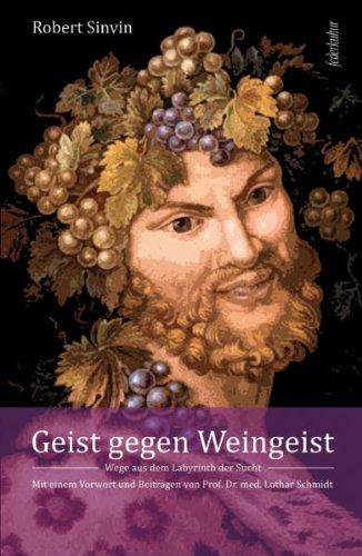 Preisvergleich Produktbild Geist gegen Weingeist - Wege aus dem Labyrinth der Sucht