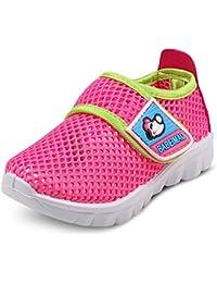 DADAWEN Chaussons Aquatiques Mesh Running Sneakers Sandales pour bébé garçon fille