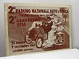 2° Raduno Nazionale Auto d'Epoca Trofeo Riviera delle Palme - 2° Gran Premio Esso. 31 agosto-1° settembre 1963, Loano (Savona)