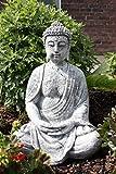 Statue Bouddha Shiva de pierre, sont expédiés, au gel jusque -30 °c , en massif pierre …