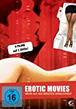 Erotic Movies - Secretary - Teknolust - Investigating Sex - I-See-You.com (2-Disc Set mit 4 Filmen)