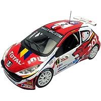 Ixo - RAM348 - Véhicule Miniature - Peugeot 207 S2000 - Rallye Madeira 2009 - Echelle 1/43