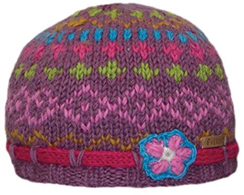 Everest Designs Shasta beanie-k, Mädchen, violett