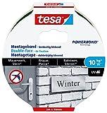 tesa Montageband für Mauerwerk und Stein, 5m x 19mm
