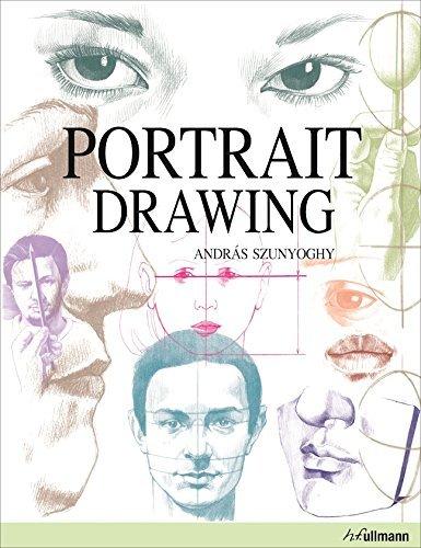 Portada del libro Portrait Drawing by Andras Szunyoghy (2013-10-01)