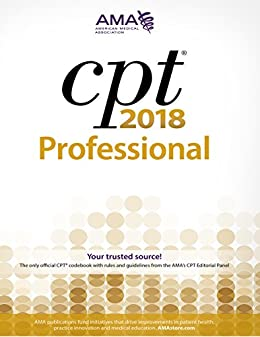 CPT Professional 2018 (Cpt / Current Procedural Terminology