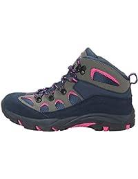Mountain Warehouse Chaussures Randonnée Marche Enfant Fille Garçon Résistant Oscar