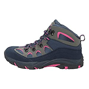 Mountain Warehouse Scarpe da passeggiata Oscar per bambini Blu navy 35