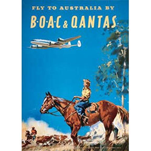 visoni-british-airways-fly-to-australia-by-boac-qantas-blank-greeting-card-1-pack