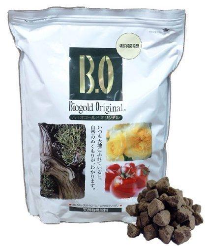 Bio Gold Bonsai-Baum Futtermittel 900 G-Slow Release Bonsai Dünger, inkl. Touchpen)
