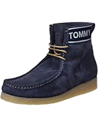 Tommy Jeans Crepe Outsole Suede Wallaby, Desert Boots Homme