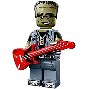 LEGO Series 14 Minifigures Horror Rocker  LEGO