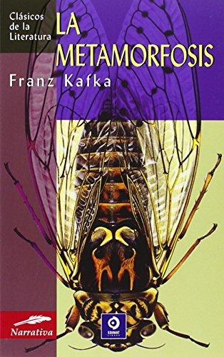 Metamorfosis (Clásicos de la literatura universal) por Franz Kafka