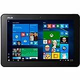 ASUS T101HA-GR030T 25,65 cm (10,1 Zoll) Convertible Tablet-PC (Intel Atom x5-Z8350, 128GB Festplatte, 4GB RAM, HD Graphics 400, Win 10 Home) Schwarz