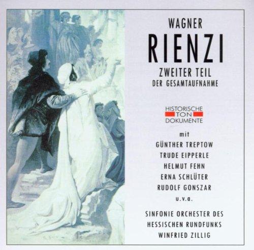 Rienzi (zweiter Teil) [Import allemand]