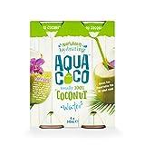 Aquacoco Acqua di Cocco 310ml x 4